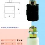 Role plastic cu piulite pentru ghidaj poarta glisanta