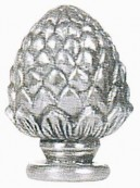 Ornament turnat ananas Nr 180