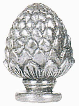 Ornament turnat ananas Nr 180