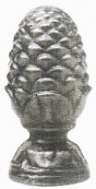 Ornament turnat ananas Nr 182