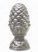 Ornament turnat ananas Nr 183