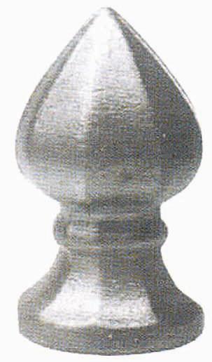 Cap hexagonal turnat Nr 185