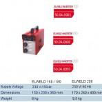 Invertor ELWELD 160/180/200
