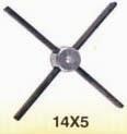 Forme X Cu Aluminiu 14X5